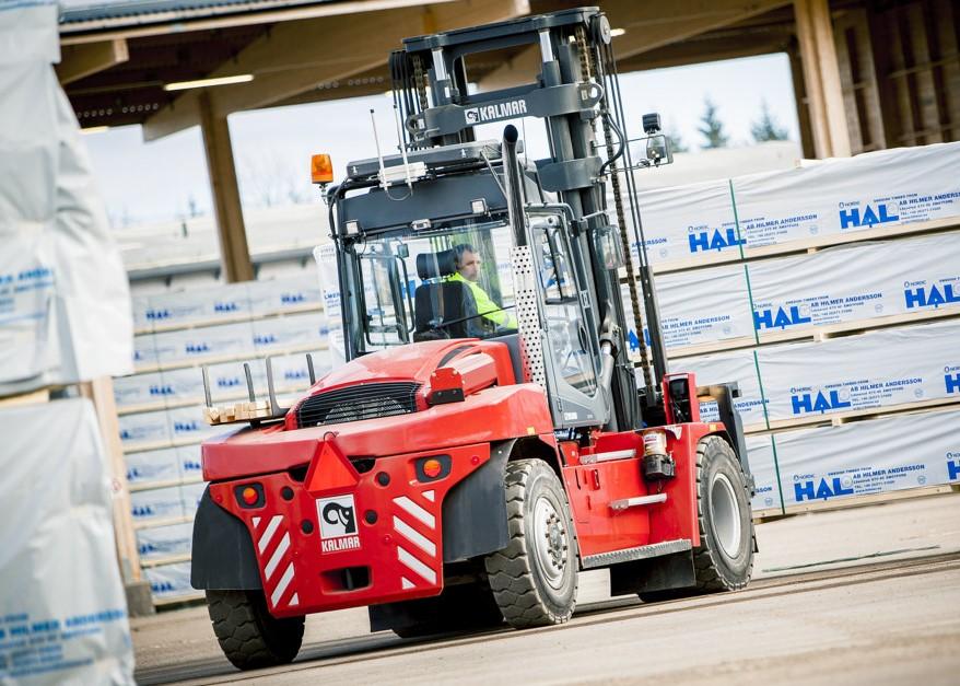 Kalmar Forklift DCG1401
