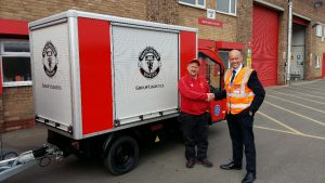 MUFC electric vehicle