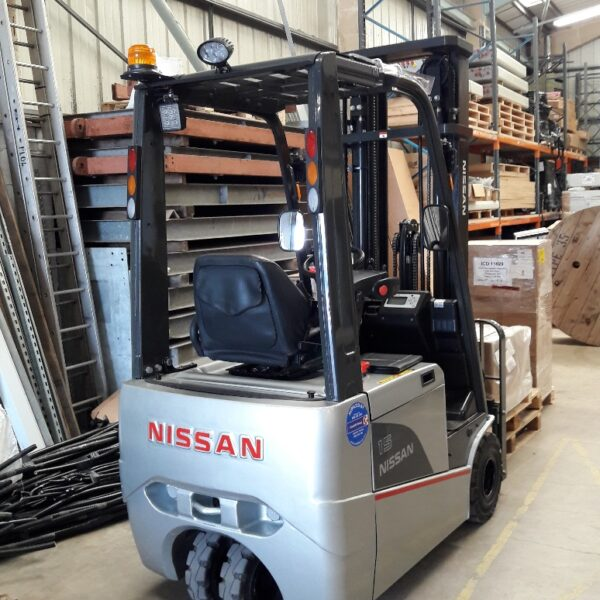 Nissan 3 wheeler