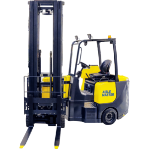 Combilift Aisle Master Articulated Narrow Aisle Forklift Cut Out Image 1